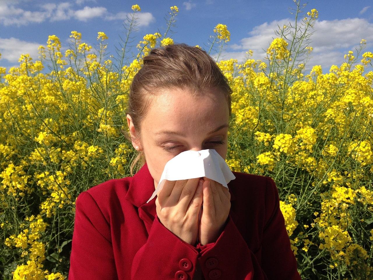 Alergia, asma