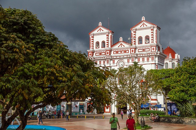 Guatapé in Colombia