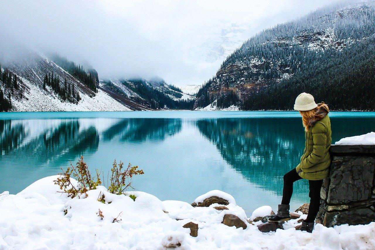 Pays froid, vêtements chauds