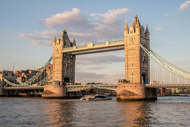 Tower Bridge, un des symbole de Londres