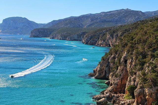 Sardegna, Mediterraneo, Italia