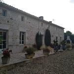 Nannie, Home owner Saint-Bonnet-sur-Gironde France